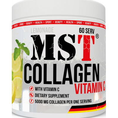 MST Nutrition Collagen + Vitamin C 390 грамм