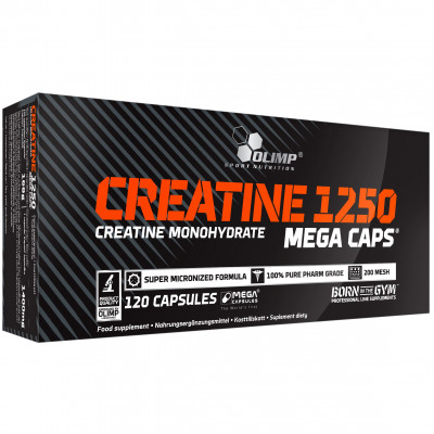 OLIMP LABS Creatine Mega 1250 120 капс