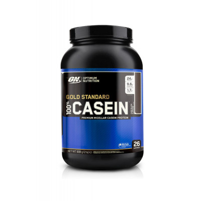 Optimum 100% Casein Gold Standard 0,9 kg