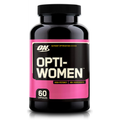 Optimum Nutrition Opti-Women, 60 капсул