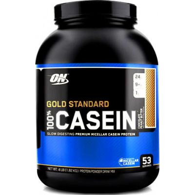 Optimum 100% Casein Gold Standard 1800 г