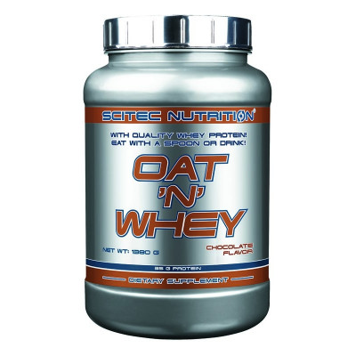 Scitec Nutrition Oat'n Whey 1380 g. chocolate