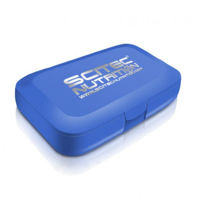 Scitec Pill Box Blue