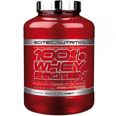 Scitec 100% Whey Protein Professional 2350 g  banana