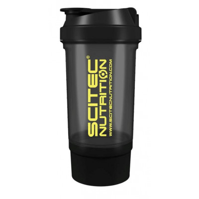 Scitec Shaker TR  500 ml  dark opaque