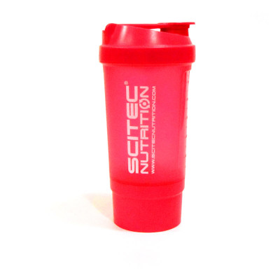 Scitec Shaker TR  500 ml red